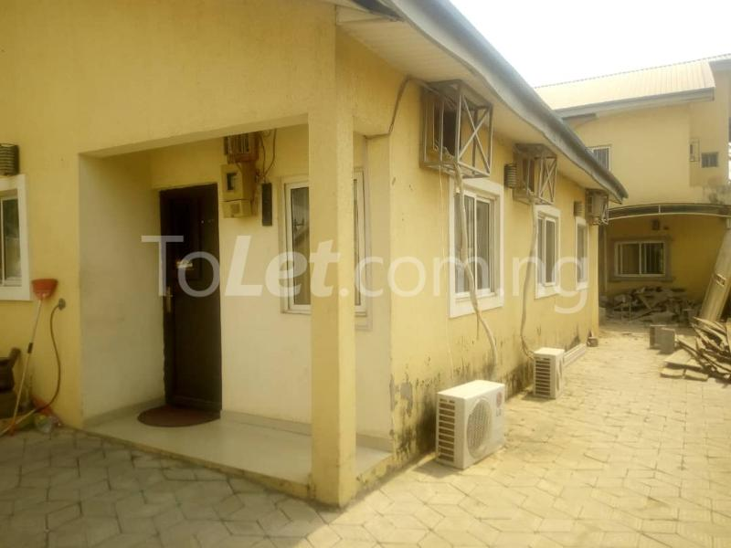 4 bedroom Semi Detached Duplex House for sale Games Village Dakibiyu Abuja - 2