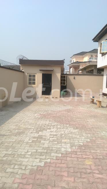 4 bedroom Flat / Apartment for sale Hopeville Estate, Ajah Off Lekki-Epe Expressway Ajah Lagos - 1