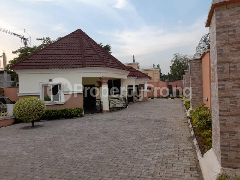 4 bedroom Semi Detached Bungalow House for rent Off Nike Lake Street Maitama Abuja - 0