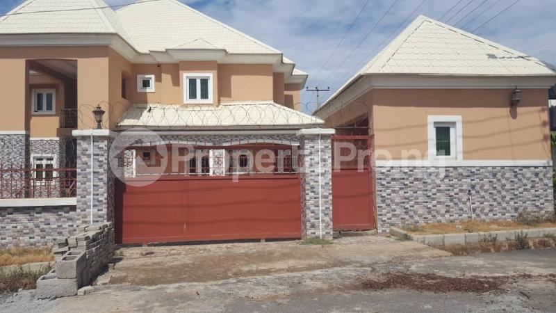 4 bedroom Detached Duplex House for sale Sunnyvale Kabusa Abuja - 1
