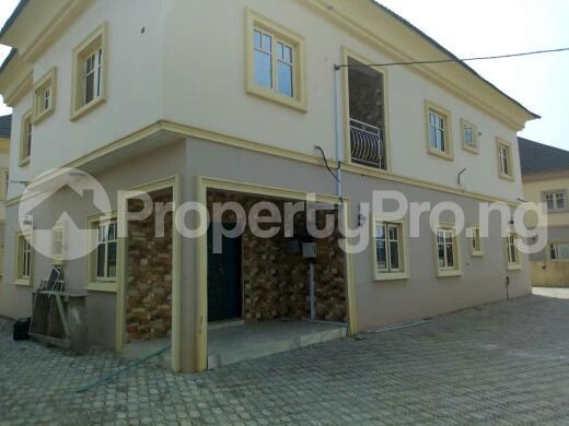 4 bedroom Detached Duplex for rent Ocean Palm Estate Sangotedo Ajah Lagos - 0