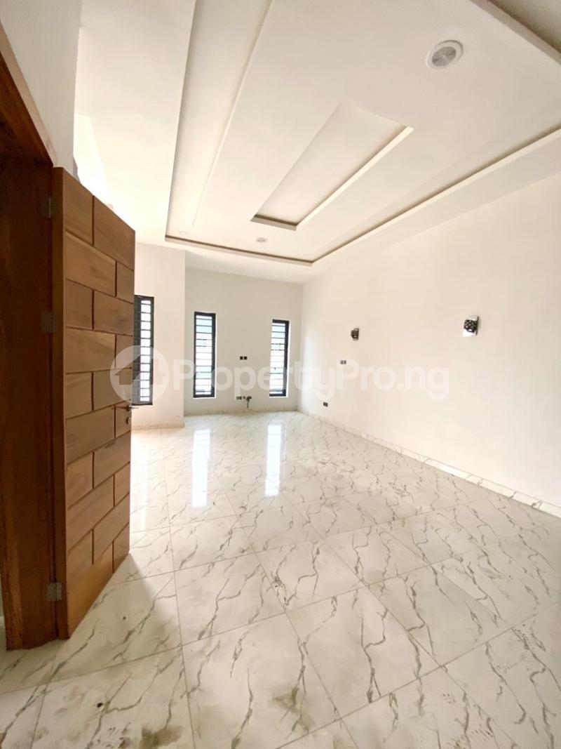 4 bedroom Semi Detached Duplex House for rent chevron Lekki Lagos - 10