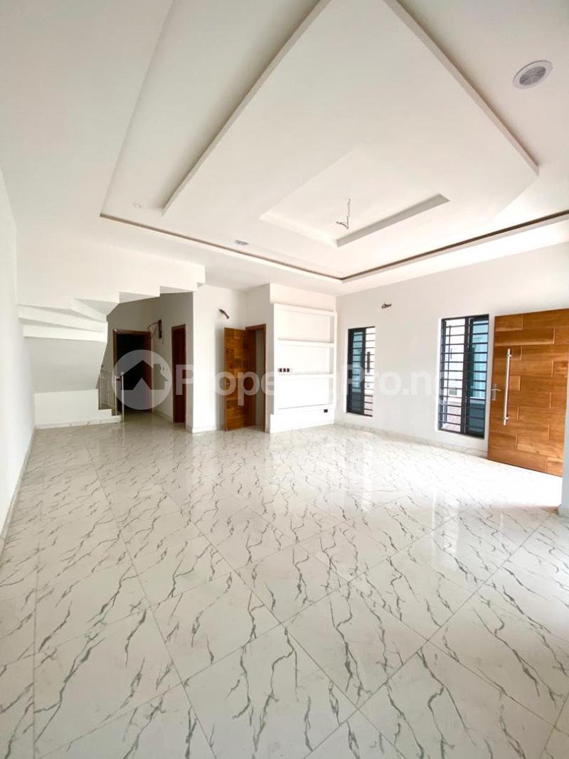 4 bedroom Semi Detached Duplex House for rent chevron Lekki Lagos - 2