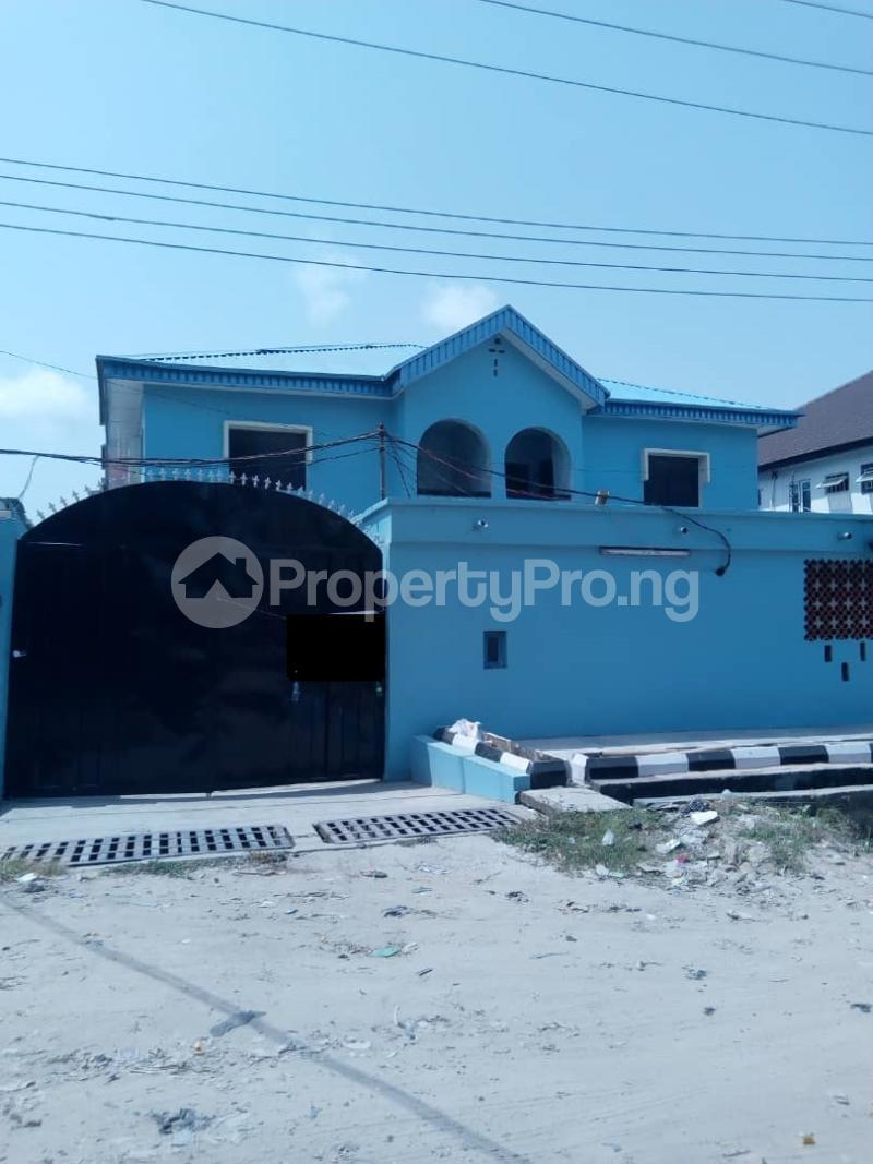 4 bedroom Semi Detached Duplex House for rent --- Igbo-efon Lekki Lagos - 0