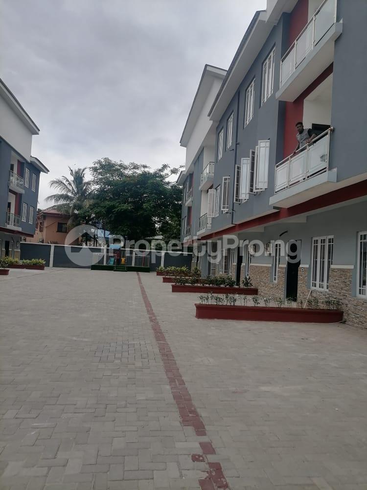4 bedroom Terraced Duplex for sale Palmgroove Estate Ilupeju Lagos - 7