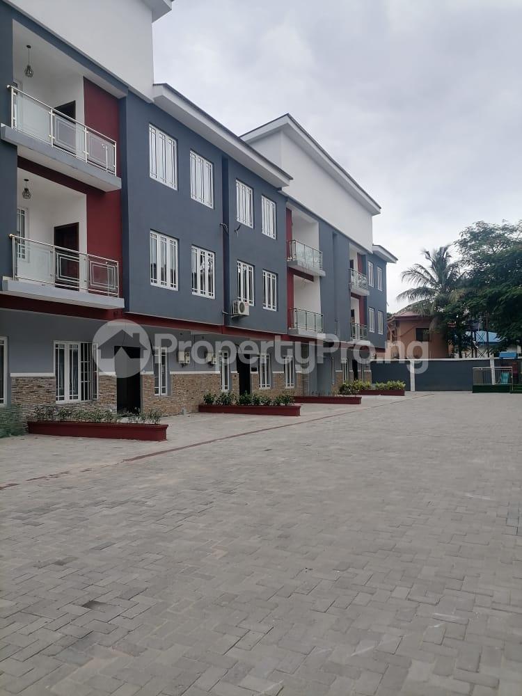 4 bedroom Terraced Duplex for sale Palmgroove Estate Ilupeju Lagos - 1