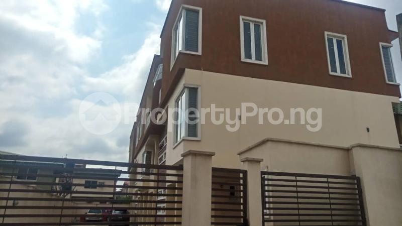 4 bedroom Terraced Duplex House for rent Ibadan close Opebi Ikeja Lagos - 1