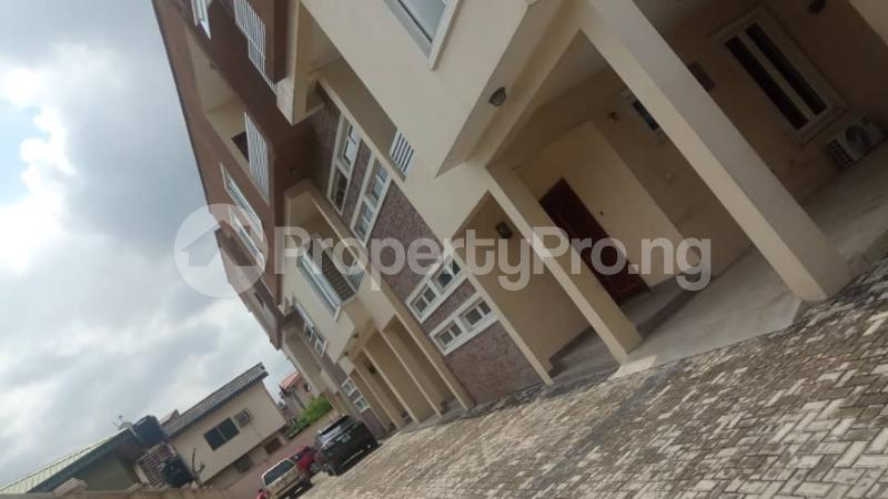 4 bedroom Terraced Duplex House for rent Ibadan close Opebi Ikeja Lagos - 0
