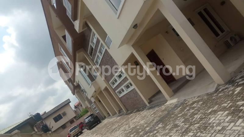 4 bedroom Terraced Duplex House for rent Ibadan close Opebi Ikeja Lagos - 4