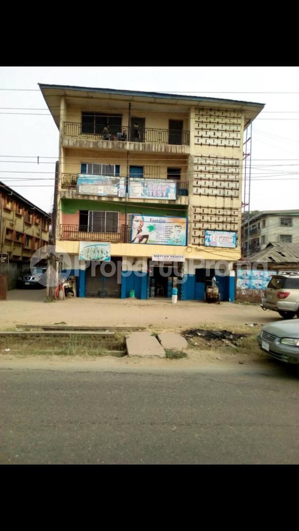 Blocks of Flats House for sale Ogbor Hill near NTA, Aba Aba South Abia - 3