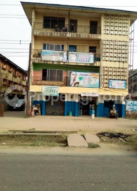 Blocks of Flats House for sale Ogbor Hill near NTA, Aba Aba South Abia - 0