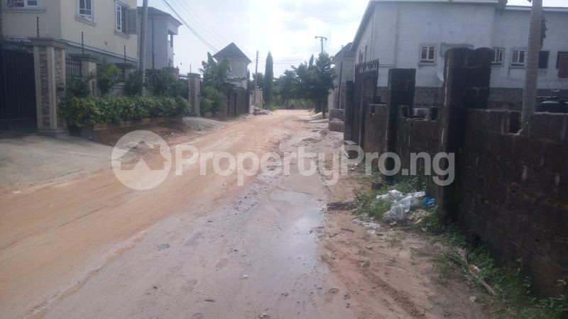 Residential Land Land for sale Paradise Estate Eliozu Port Harcourt Rivers - 2