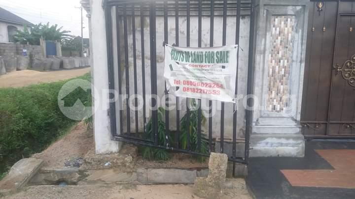 Residential Land Land for sale Paradise Estate Eliozu Port Harcourt Rivers - 0