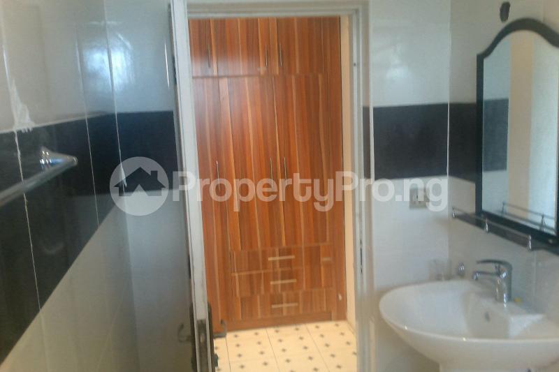 4 bedroom Massionette for rent Idris Ibrahim Crescent, Jabi, Abuja Jabi Abuja - 11