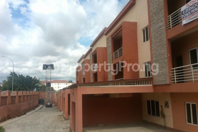 4 bedroom Massionette for rent Idris Ibrahim Crescent, Jabi, Abuja Jabi Abuja - 20