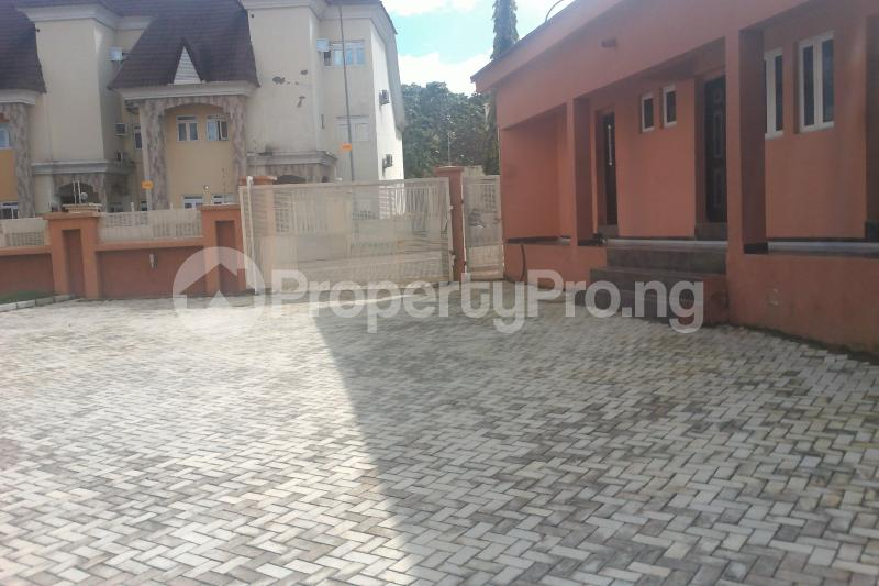 4 bedroom Massionette for rent Idris Ibrahim Crescent, Jabi, Abuja Jabi Abuja - 21