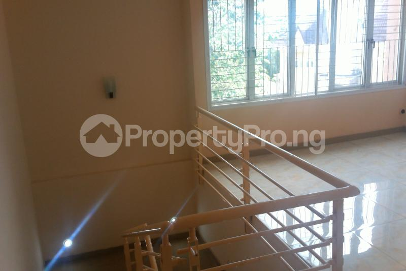 4 bedroom Massionette for rent Idris Ibrahim Crescent, Jabi, Abuja Jabi Abuja - 9