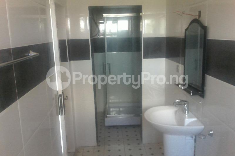 4 bedroom Massionette for rent Idris Ibrahim Crescent, Jabi, Abuja Jabi Abuja - 5