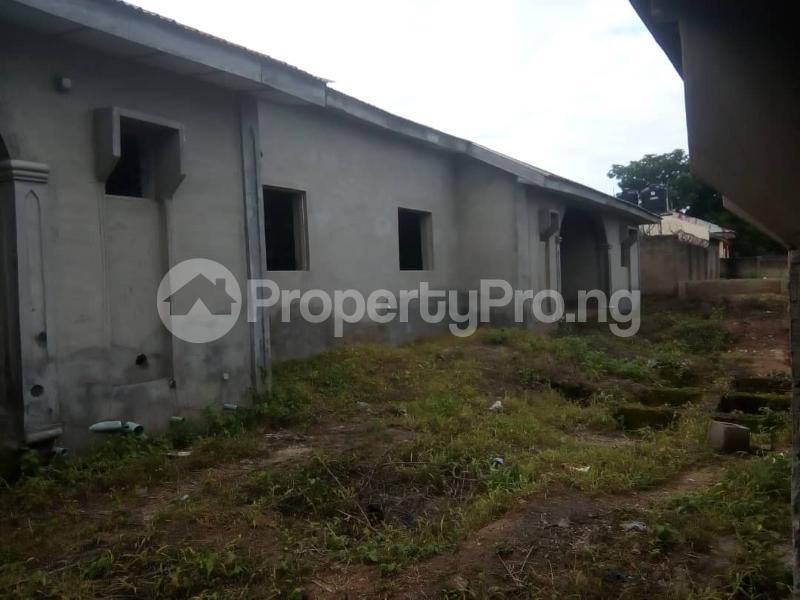 3 bedroom Mini flat Flat / Apartment for sale Behind Lautech And Nurudeen Grammar School Ogbomosho Oyo - 0