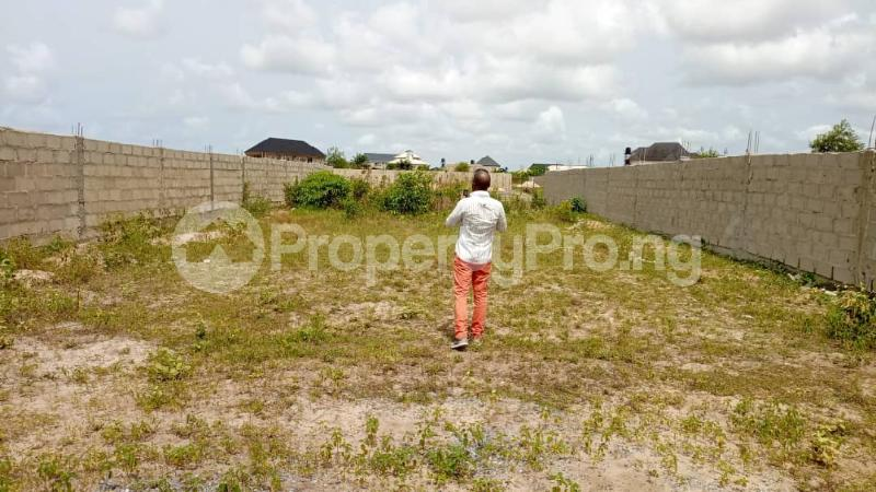Land for sale Yaba Tech Estate Beside Daviteh Petrol Station Oribanwa Phase 2 Lakowe Lakowe Ajah Lagos - 0