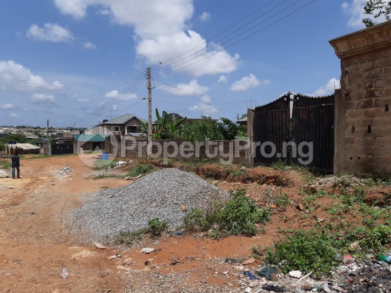 Land for sale Peace Estate  Baruwa Ipaja Lagos - 1