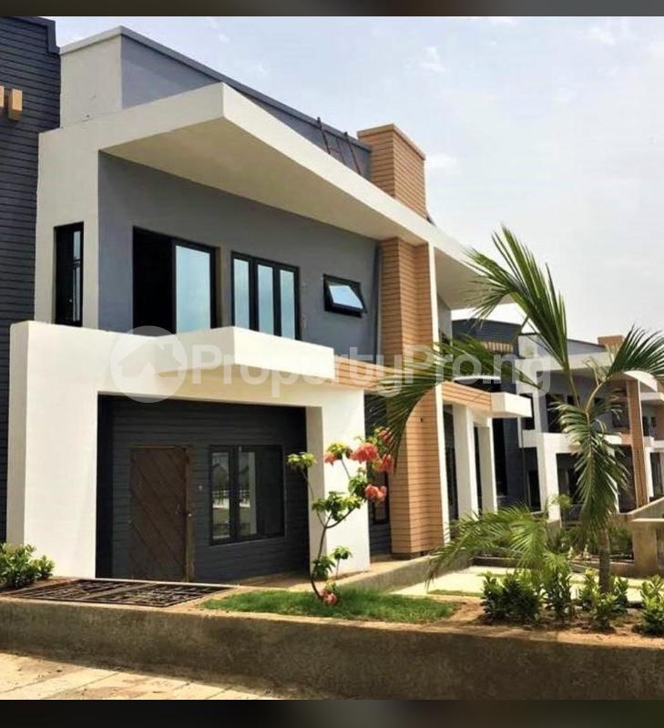 5 bedroom Semi Detached Duplex House for sale Galadinmawa Abuja - 5