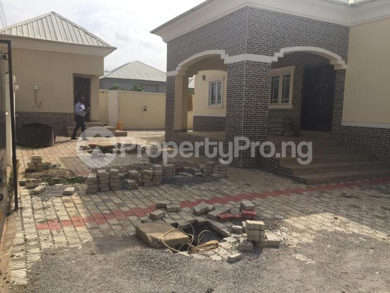 3 bedroom Detached Bungalow House for sale pyakasa, airport road Lugbe Abuja - 1