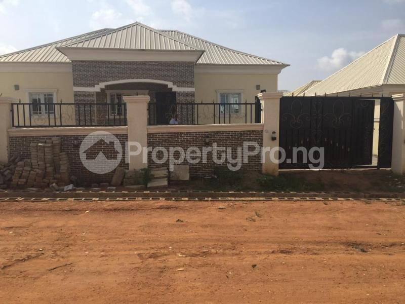 3 bedroom Detached Bungalow House for sale pyakasa, airport road Lugbe Abuja - 9