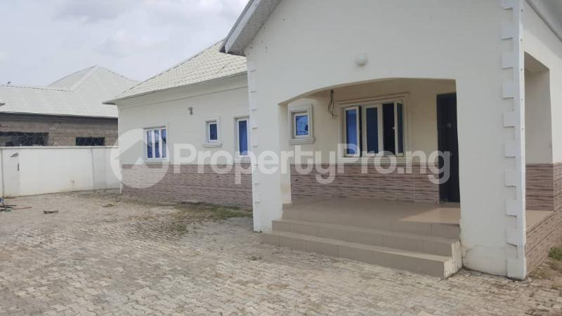 3 bedroom Detached Bungalow House for sale pyakasa, airport road Lugbe Abuja - 0