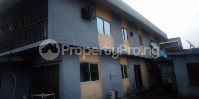 6 bedroom Detached Duplex House for sale Ajao Estate Ikeja  Airport Road(Ikeja) Ikeja Lagos - 0