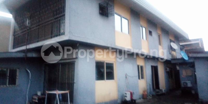6 bedroom Detached Duplex House for sale Ajao Estate Ikeja  Airport Road(Ikeja) Ikeja Lagos - 1