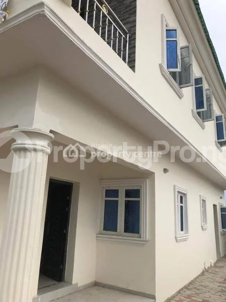 4 bedroom House for sale Goodnews Estate By Terra Annex Before Shoprite Sangotedo Ajah Lagos - 0