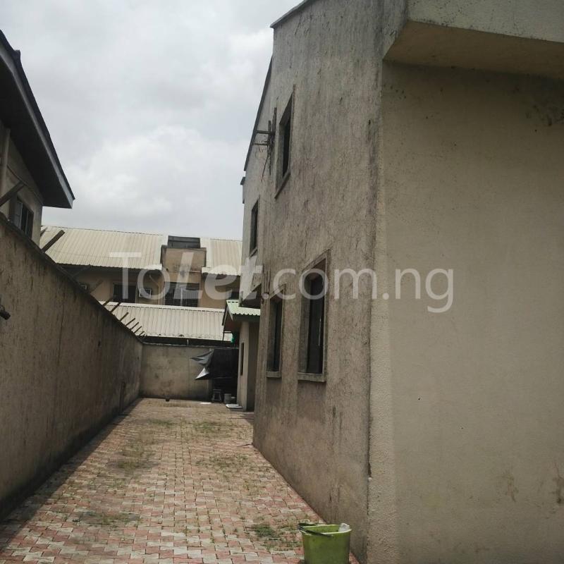 4 bedroom House for sale Abisogun Leigh street OGBA GRA Ogba Lagos - 5