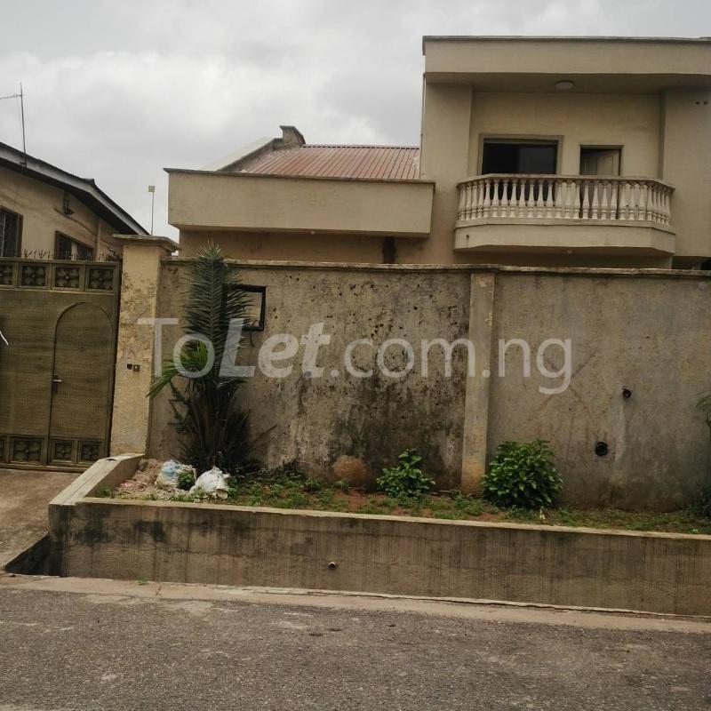 4 bedroom House for sale Abisogun Leigh street OGBA GRA Ogba Lagos - 0