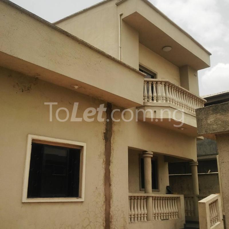 4 bedroom House for sale Abisogun Leigh street OGBA GRA Ogba Lagos - 3