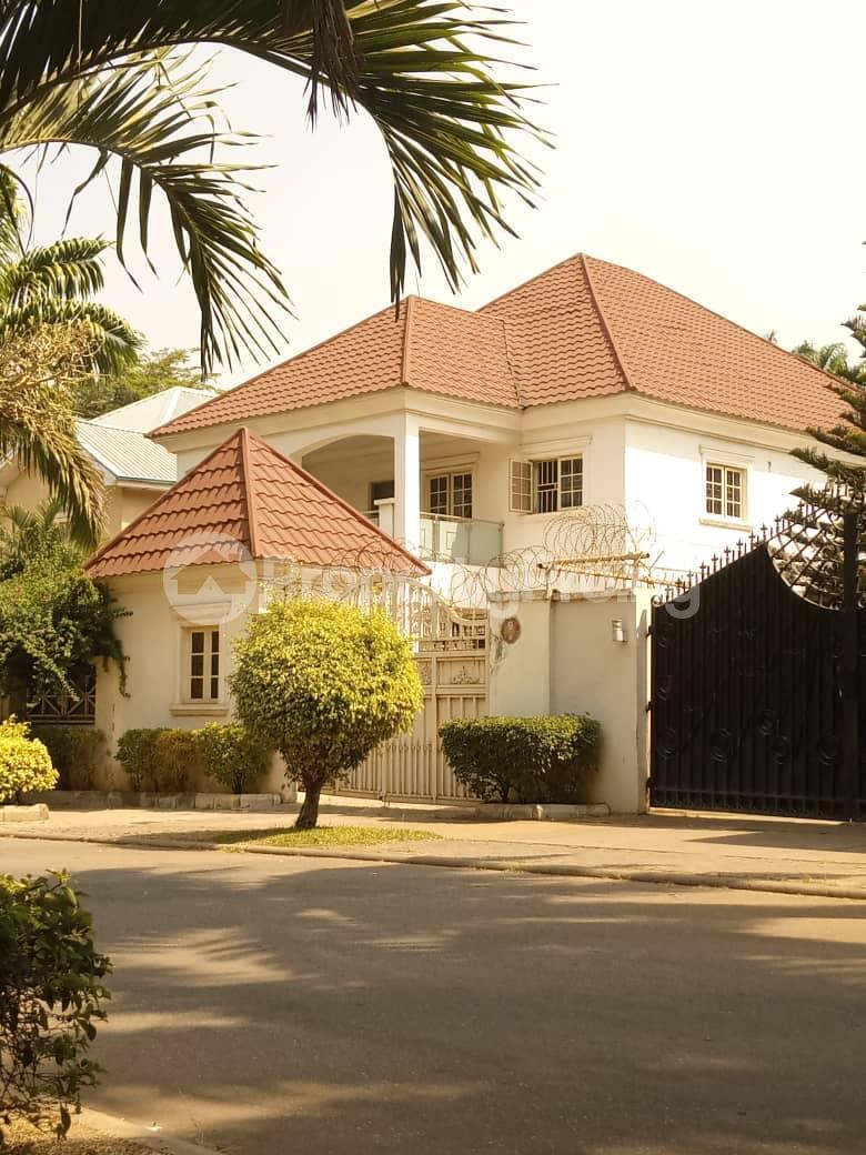 4 bedroom Detached Duplex for sale Ty Danjuma, Street, Asokoro Abuja Asokoro Abuja - 1