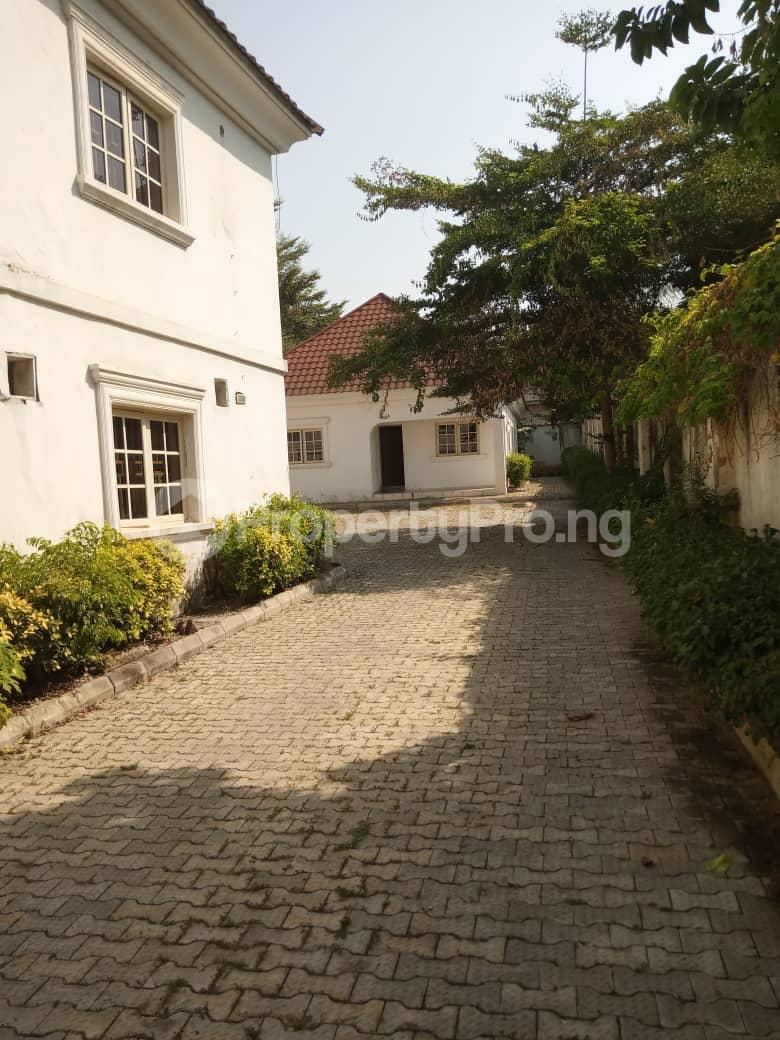 4 bedroom Detached Duplex for sale Ty Danjuma, Street, Asokoro Abuja Asokoro Abuja - 8