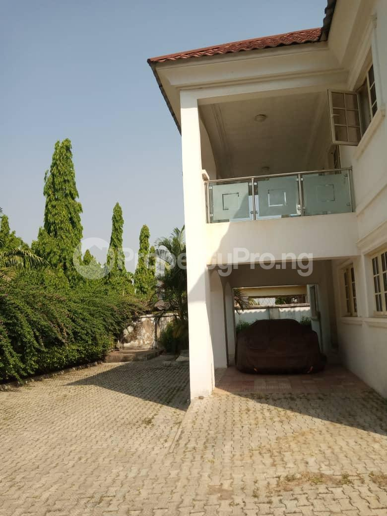 4 bedroom Detached Duplex for sale Ty Danjuma, Street, Asokoro Abuja Asokoro Abuja - 4