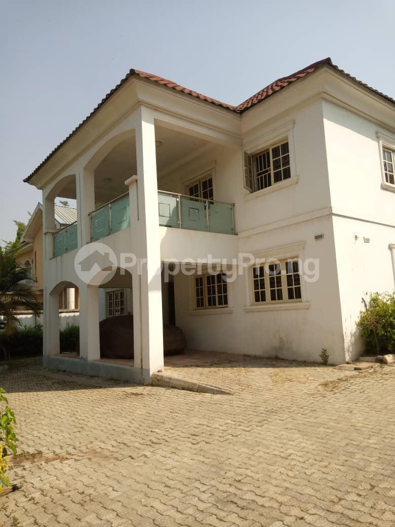 4 bedroom Detached Duplex for sale Ty Danjuma, Street, Asokoro Abuja Asokoro Abuja - 10