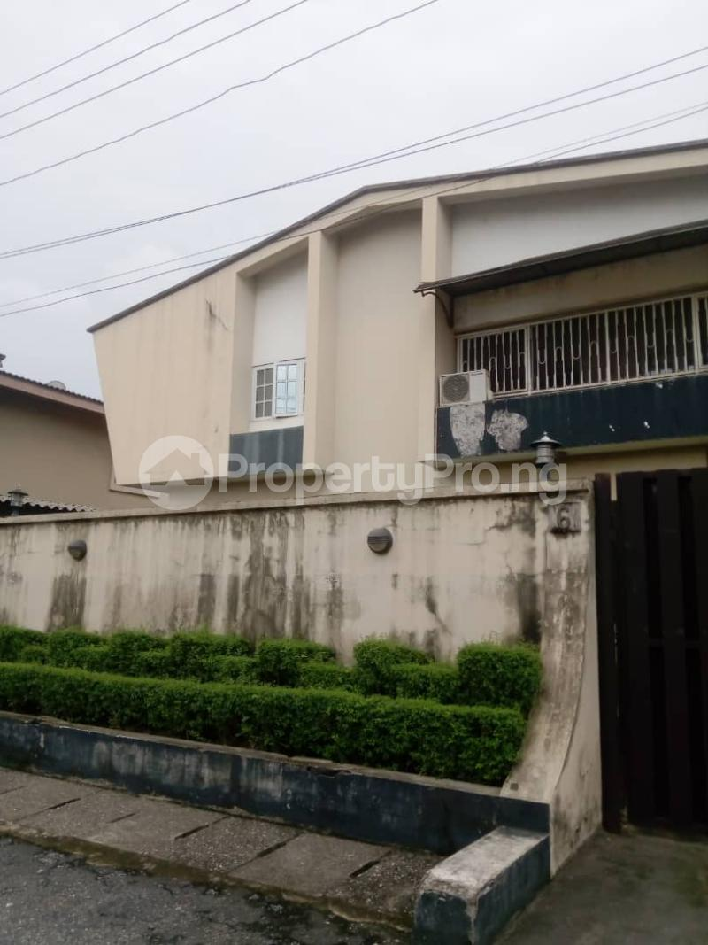5 bedroom Detached Duplex House for sale Anthony Village Maryland Lagos - 0