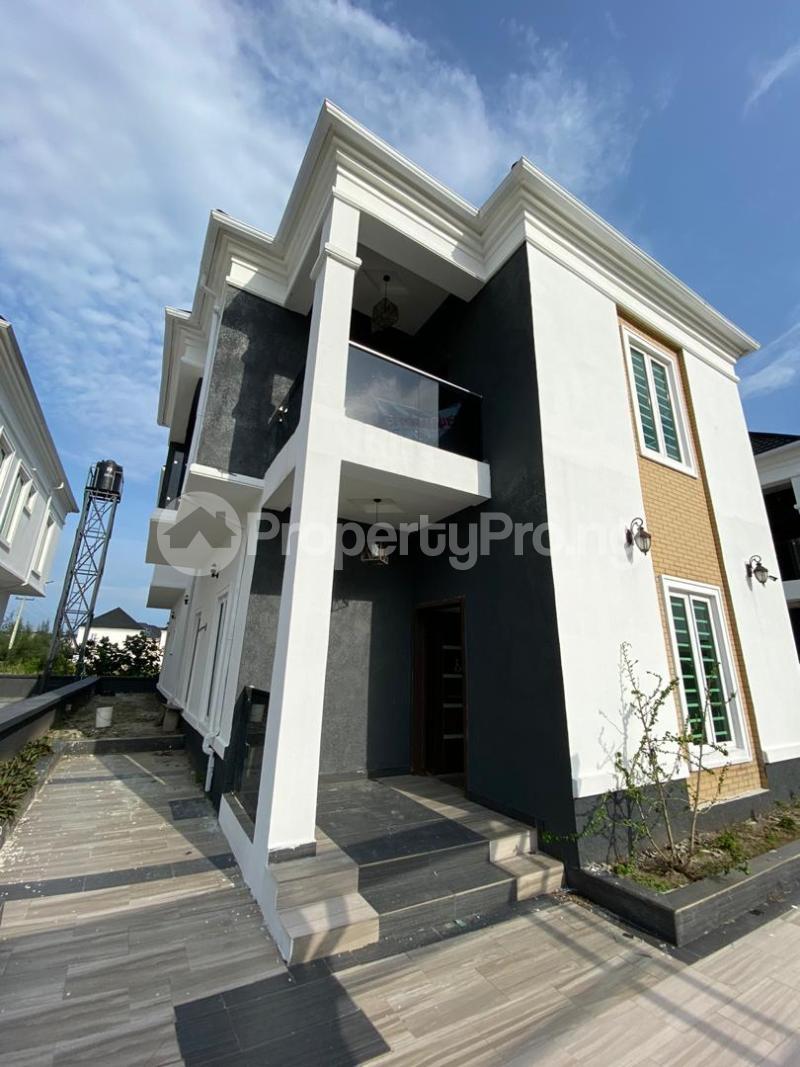 5 bedroom Detached Duplex House for sale Lekky County Ikota Lekki Lagos - 0