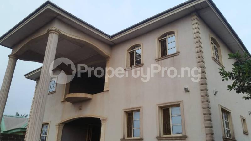 6 bedroom Detached Duplex House for sale Adiyan Agbado  Agbado Ifo Ogun - 1