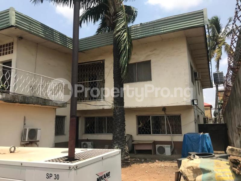 House for sale Ajao Estate Isolo Lagos - 1