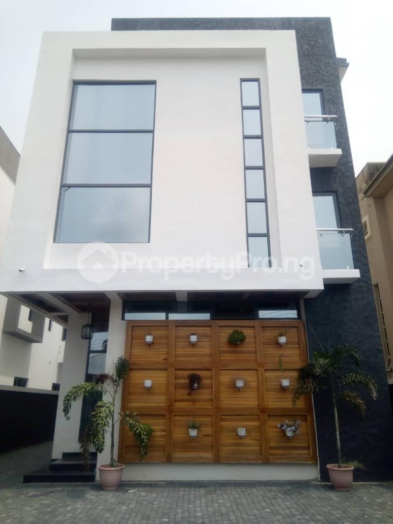 6 bedroom Detached Duplex House for rent ----- Lekki Phase 1 Lekki Lagos - 0