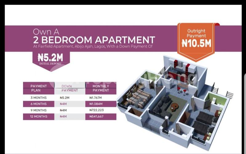 2 bedroom Blocks of Flats House for sale Abijo Sangotedo Lagos - 12