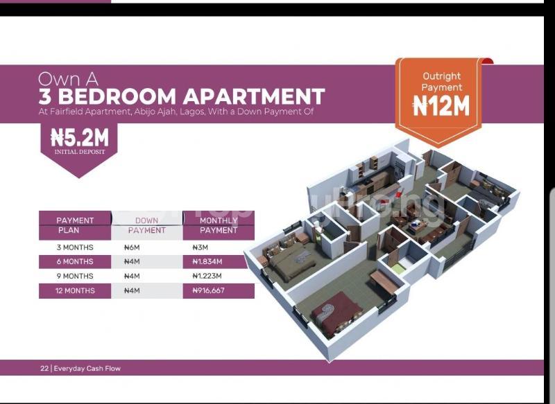 2 bedroom Blocks of Flats House for sale Abijo Sangotedo Lagos - 10