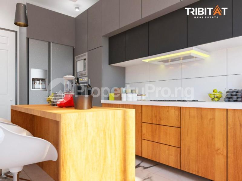 3 bedroom Penthouse Flat / Apartment for sale Lekki Pearl Garden Abijo, behind Oando fuel station  Lekki Lagos - 0