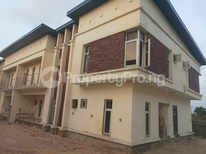 4 bedroom Semi Detached Duplex House for sale Angles Court, 5 Minutes From Novare Shoprite Abijo Ajah Lagos - 1