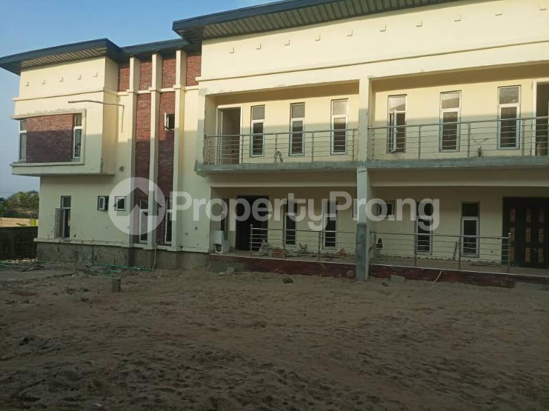 4 bedroom Semi Detached Duplex House for sale Angles Court, 5 Minutes From Novare Shoprite Abijo Ajah Lagos - 0
