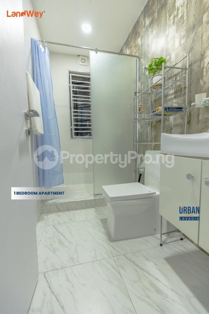 1 bedroom mini flat  Mini flat Flat / Apartment for sale Urban Prime, Ogombo Road, Off Abraham Adesanya, Ajah, Lekki, Lagos. Ogombo Ajah Lagos - 10